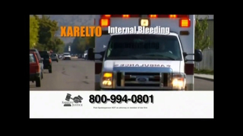 Xarelto Justice TV Spot, 'Medical Announcement' - Thumbnail 5