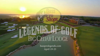 2017 Legends of Golf TV Spot, 'Up Close and Personal' Feat. Jack Nicklaus - Thumbnail 10