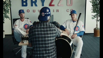 Major League Baseball TV Spot, 'Bryzzo on This Season' Feat. Eddie Vedder