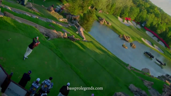Big Cedar Lodge TV Spot, '2017 Bass Pro Shops Legends of Golf' - Thumbnail 9