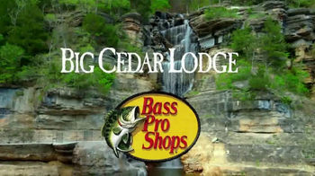 Big Cedar Lodge TV Spot, '2017 Bass Pro Shops Legends of Golf' - Thumbnail 3