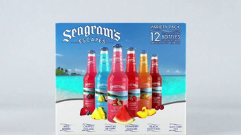 Seagram's Escapes TV Spot, 'Variety' - Thumbnail 1