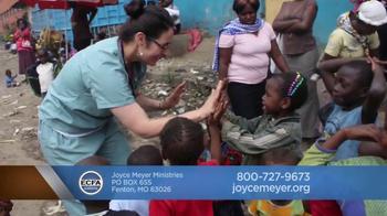 Joyce Meyer Ministries TV Spot, 'Together' - Thumbnail 7