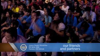 Joyce Meyer Ministries TV Spot, 'Together' - Thumbnail 2