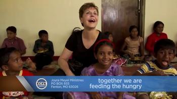 Joyce Meyer Ministries TV Spot, 'Together' - Thumbnail 3