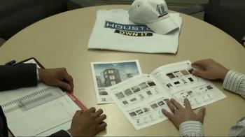 Urban Living TV Spot, 'Houston Own It' - Thumbnail 3