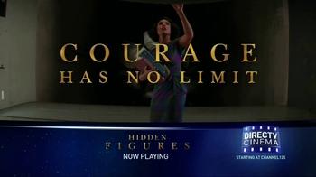 DIRECTV Cinema TV Spot, 'Hidden Figures' - Thumbnail 3