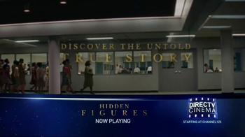 DIRECTV Cinema TV Spot, 'Hidden Figures' - Thumbnail 4