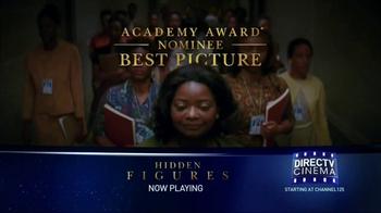 DIRECTV Cinema TV Spot, 'Hidden Figures' - Thumbnail 5