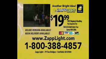 ZappLight TV Spot, 'Powerful' - Thumbnail 8