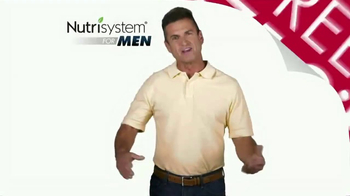Nutrisystem Turbo 10 TV Spot, 'Get Off the Couch' - Thumbnail 1