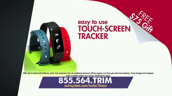 Nutrisystem Turbo 10 TV Spot, 'Get Off the Couch' - Thumbnail 8