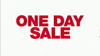 Macy's One Day Sale TV Spot, 'Kitchen, Luggage & Bedding' - Thumbnail 2