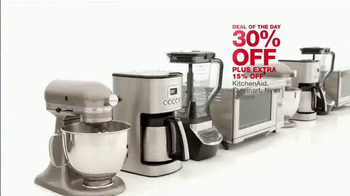 Macy's One Day Sale TV Spot, 'Kitchen, Luggage & Bedding' - Thumbnail 4
