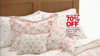 Macy's One Day Sale TV Spot, 'Kitchen, Luggage & Bedding' - Thumbnail 9
