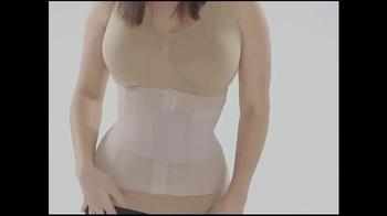 Genie Hourglass Cami TV Spot, 'Posture Training' - Thumbnail 3