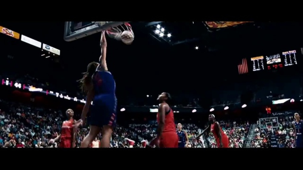 WNBA TV Commercial, 'Watch Me Work: Your Move' Ft. Maya Moore, Sue Bird