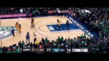 WNBA TV Spot, 'Watch Me Work: Your Move' Ft. Maya Moore, Sue Bird - Thumbnail 1