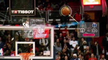 NBA App TV Spot, 'A Gift Sought by Many' Featuring LeBron James - 276 commercial airings