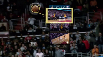 NBA App TV Spot, 'A Gift Sought by Many' Featuring LeBron James - Thumbnail 6