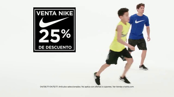 Kohl's Venta Nike TV Spot, 'Para la familia' [Spanish] - Thumbnail 8