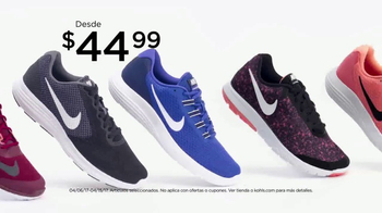 Kohl's Venta Nike TV Spot, 'Para la familia' [Spanish] - Thumbnail 4