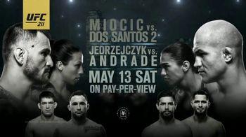 Pay-Per-View TV Spot, 'UFC 211: Miocic vs. Dos Santos 2'