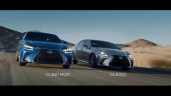2017 Lexus GS TV Spot, 'All Things to All Roads' [T1] - Thumbnail 5