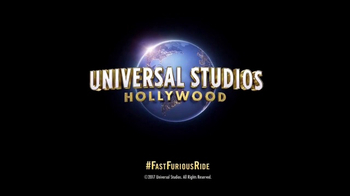 Universal Studios Hollywood TV Spot, 'Atracción: Fast & Furious' [Spanish] - Thumbnail 8