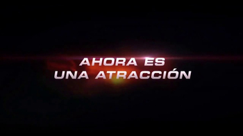 Universal Studios Hollywood TV Spot, 'Atracción: Fast & Furious' [Spanish] - Thumbnail 5