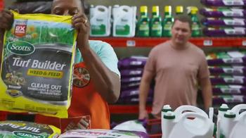 The Home Depot TV Spot, 'Green Lawn: Roundup' - Thumbnail 3