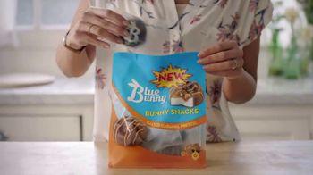 Blue Bunny Ice Cream Bunny Snacks TV Spot, 'In the House'