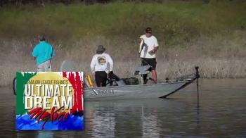 Major League Fishing Ultimate Dream Mexico Sweepstakes TV Spot, 'Adventure' - Thumbnail 1