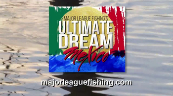 Major League Fishing Ultimate Dream Mexico Sweepstakes TV Spot, 'Adventure' - Thumbnail 3