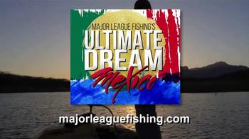 Major League Fishing Ultimate Dream Mexico Sweepstakes TV Spot, 'Adventure' - Thumbnail 4
