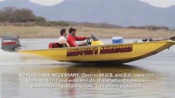 Major League Fishing Ultimate Dream Mexico Sweepstakes TV Spot, 'Adventure' - Thumbnail 6