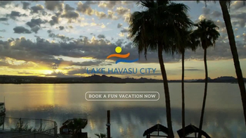 Lake Havasu City Convention & Visitors Bureau TV Spot, 'Maximum Fun' - Thumbnail 10