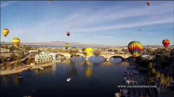 Lake Havasu City Convention & Visitors Bureau TV Spot, 'Maximum Fun' - Thumbnail 8