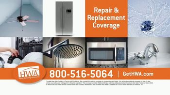 Home Warranty of America TV Spot, 'Repair and Replacement Coverage' - Thumbnail 3