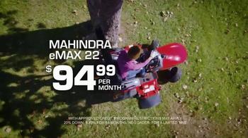 Mahindra eMax 22 TV Spot, 'Get the Job Done' - Thumbnail 7