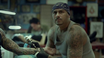 Staples HP Savings Month TV Spot, 'Tattoo Parlor: HP Printers' - Thumbnail 2