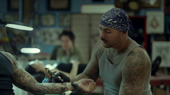 Staples HP Savings Month TV Spot, 'Tattoo Parlor: HP Printers' - Thumbnail 5