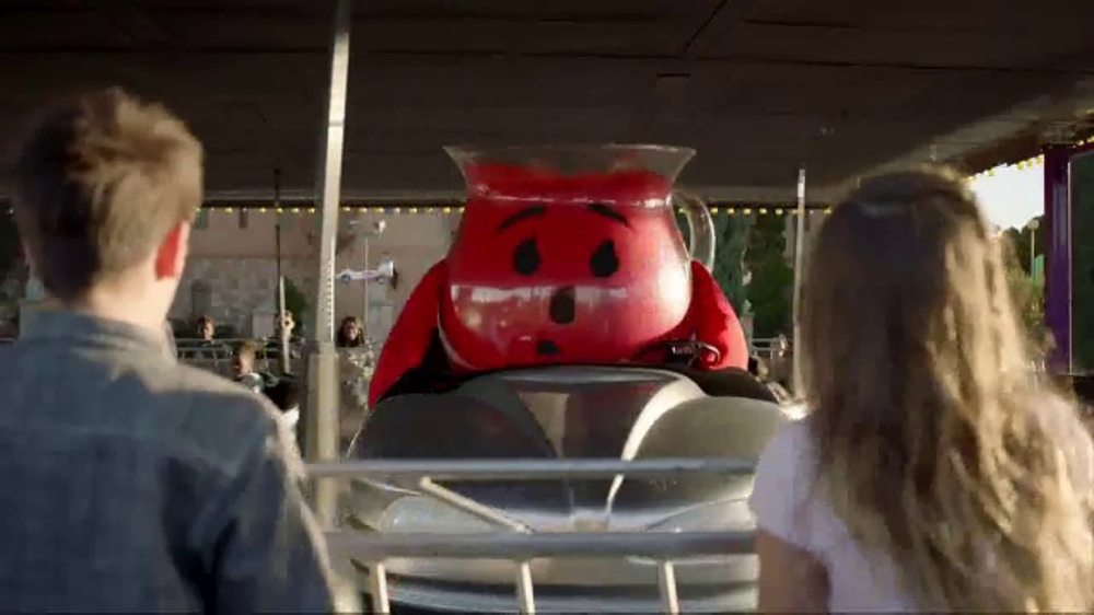 Kool-Aid Jammers TV Commercial, 'Drive'