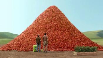Miracle-Gro Nature's Care TV Spot, 'Tomatoes' - Thumbnail 1