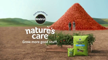 Miracle-Gro Nature's Care TV Spot, 'Tomatoes' - Thumbnail 10