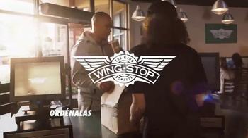 Wingstop TV Spot, 'Online' [Spanish] - Thumbnail 4