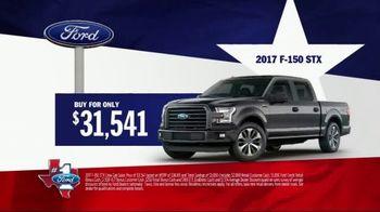 2017 Ford F-150 STX TV Spot, 'Land of the Free' [T2] - Thumbnail 9