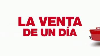 Macy's La Venta de un Día TV Spot, 'Juegos de equipaje y cama' [Spanish] - Thumbnail 1
