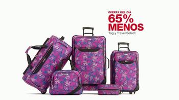 Macy's La Venta de un Día TV Spot, 'Juegos de equipaje y cama' [Spanish] - Thumbnail 4