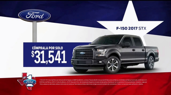 2017 Ford F-150 STX TV Spot, 'Los que luchan' [Spanish] [T2] - Thumbnail 7